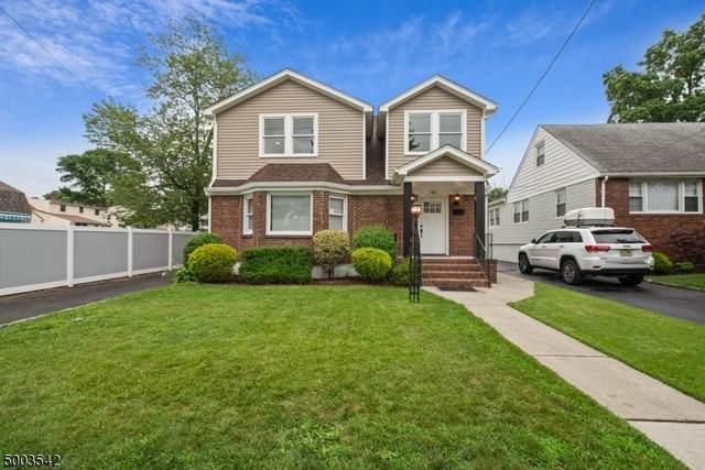 80 Ridge Ave, Little Falls Twp., NJ 07424 (MLS #3652478) :: The Lane Team