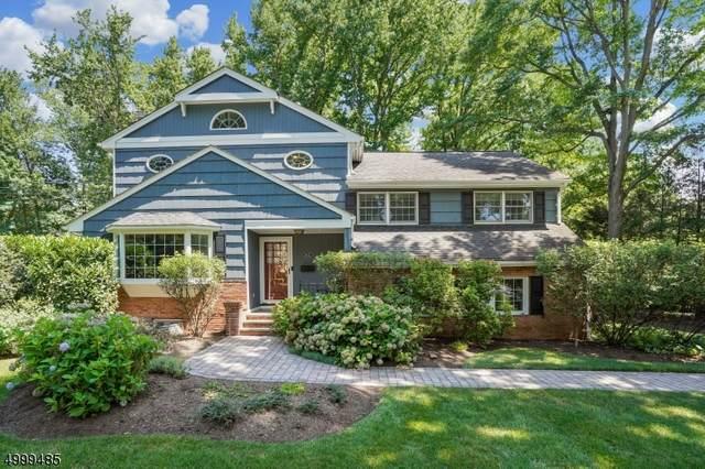 1417 Sylvan Ln, Scotch Plains Twp., NJ 07076 (#3652526) :: Daunno Realty Services, LLC