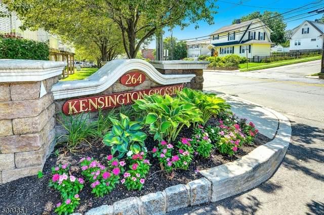 264 Midland Ave #18, Saddle Brook Twp., NJ 07663 (#3652550) :: NJJoe Group at Keller Williams Park Views Realty