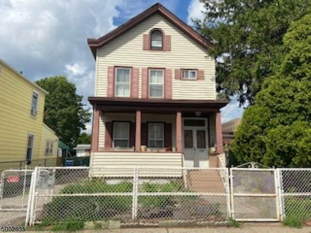 100 Linden St, Passaic City, NJ 07055 (#3652573) :: NJJoe Group at Keller Williams Park Views Realty