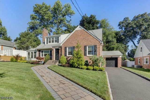 1284 Poplar Ave, Mountainside Boro, NJ 07092 (MLS #3652675) :: The Dekanski Home Selling Team