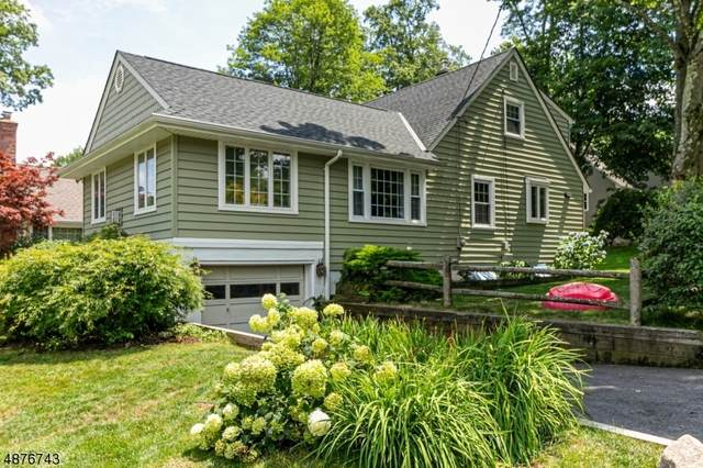 120 The Fellsway, New Providence Boro, NJ 07974 (MLS #3652733) :: Coldwell Banker Residential Brokerage