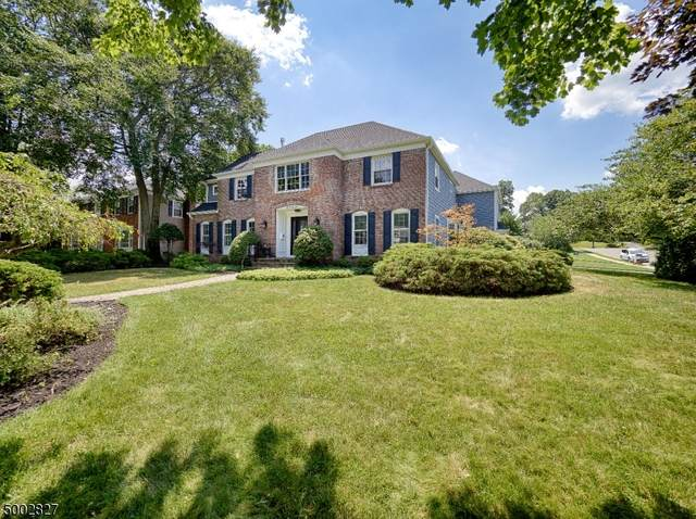 101 Fairway Ave, Verona Twp., NJ 07044 (MLS #3652737) :: The Lane Team
