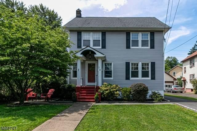 18 Grove Street, Cranford Twp., NJ 07016 (MLS #3652745) :: The Dekanski Home Selling Team