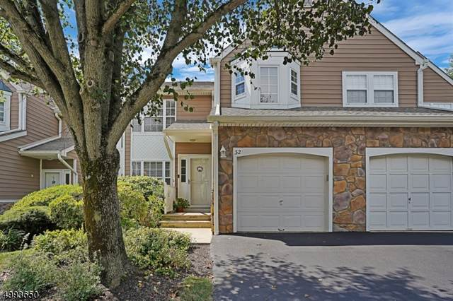 32 Stonehedge Rd #32, Long Hill Twp., NJ 07946 (MLS #3652750) :: REMAX Platinum