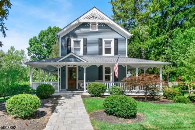 57 Mendham Rd, Peapack Gladstone Boro, NJ 07934 (#3652815) :: Daunno Realty Services, LLC