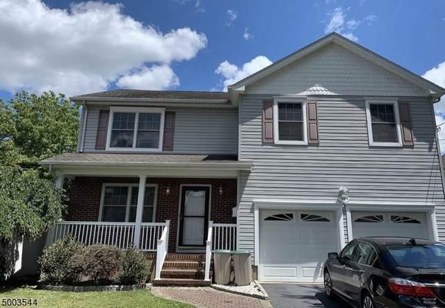 36 S 20Th St, Kenilworth Boro, NJ 07033 (MLS #3652845) :: The Dekanski Home Selling Team