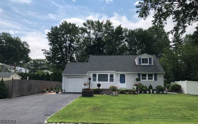 218 Runnymede Pky, New Providence Boro, NJ 07974 (MLS #3652853) :: Coldwell Banker Residential Brokerage