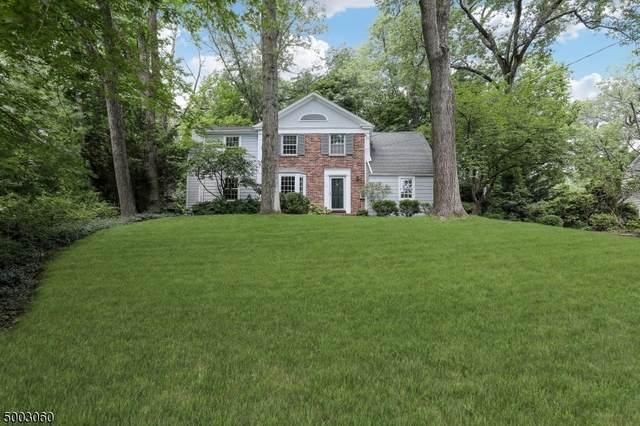 15 Park Circle, Millburn Twp., NJ 07078 (MLS #3652869) :: Coldwell Banker Residential Brokerage