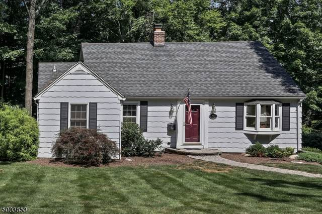 41 Kendrick Rd, New Providence Boro, NJ 07974 (MLS #3652938) :: Coldwell Banker Residential Brokerage