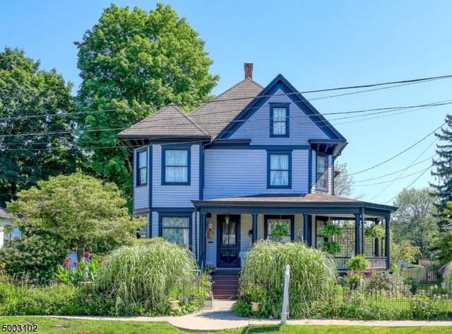 614 3RD ST, Belvidere Twp., NJ 07823 (#3653027) :: Jason Freeby Group at Keller Williams Real Estate