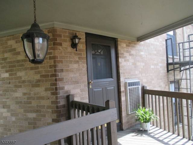 181 Long Hill    3-8 #8, Little Falls Twp., NJ 07424 (MLS #3653124) :: The Karen W. Peters Group at Coldwell Banker Realty