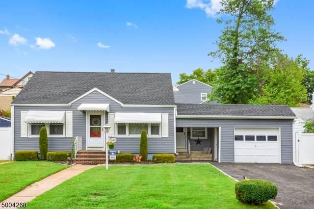 640 Passaic Ave, Kenilworth Boro, NJ 07033 (MLS #3653157) :: The Dekanski Home Selling Team