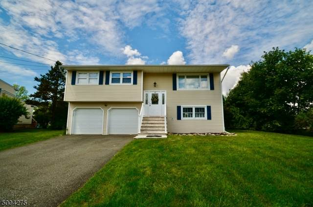 15 Ledgewood Rd, Mount Olive Twp., NJ 07836 (#3653222) :: Daunno Realty Services, LLC
