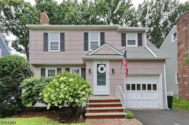 105 Oak Ln, Cranford Twp., NJ 07016 (MLS #3653225) :: The Dekanski Home Selling Team