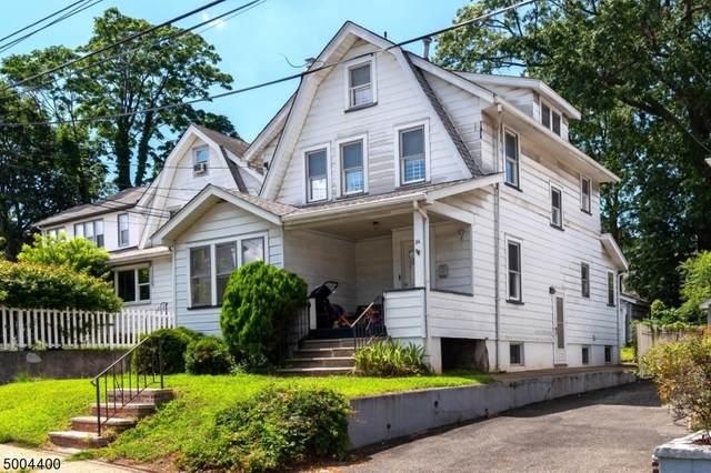 34 John St, Passaic City, NJ 07055 (#3653266) :: NJJoe Group at Keller Williams Park Views Realty