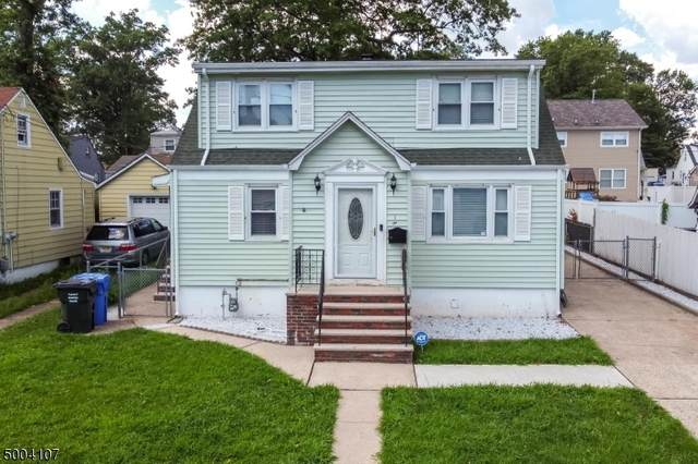 1 Manor Pl, Woodbridge Twp., NJ 07001 (MLS #3653338) :: Mary K. Sheeran Team