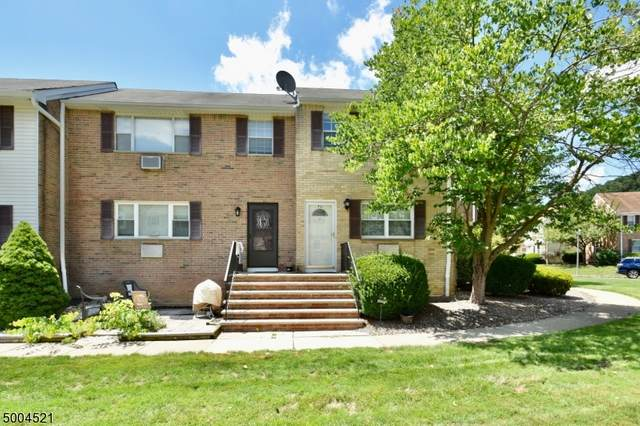 322 Richard Mine Rd P6 #6, Rockaway Twp., NJ 07885 (MLS #3653367) :: The Karen W. Peters Group at Coldwell Banker Realty