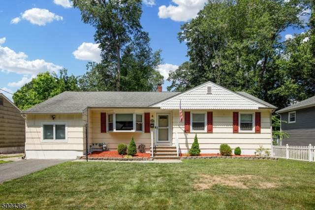 4 Brookside Ter, Verona Twp., NJ 07044 (MLS #3653408) :: The Lane Team