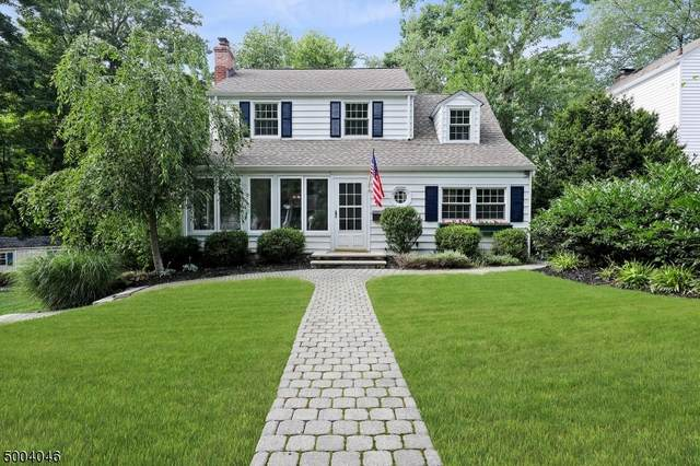 35 Sand Hill Rd, Morristown Town, NJ 07960 (MLS #3653421) :: Mary K. Sheeran Team