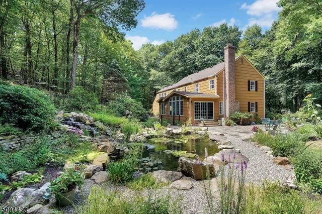 6 Mount Pleasant Rd, Mendham Twp., NJ 07960 (MLS #3653466) :: The Douglas Tucker Real Estate Team