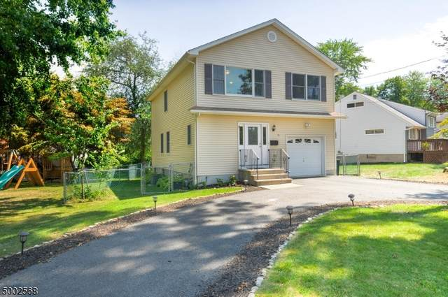 18 Everett Rd, Parsippany-Troy Hills Twp., NJ 07054 (MLS #3653473) :: The Lane Team