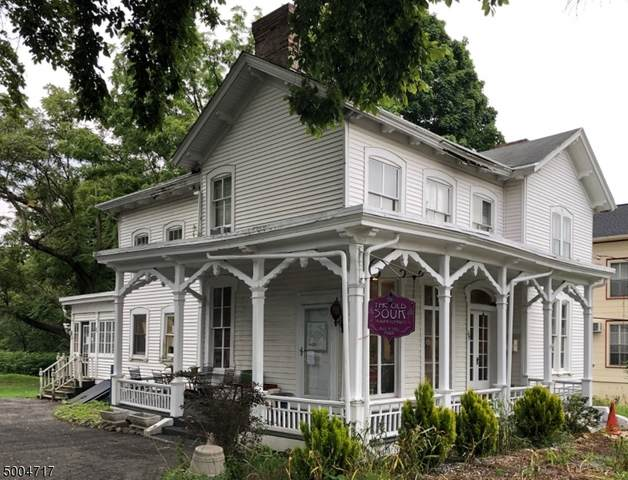 111 Mill St, Hackettstown Town, NJ 07840 (MLS #3653522) :: The Sikora Group