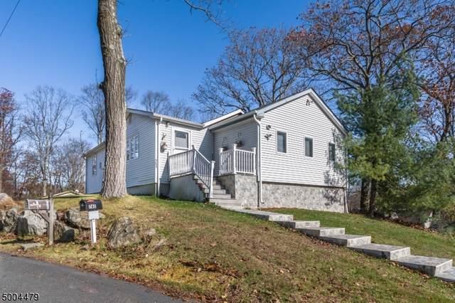 761 Brooklyn Mountain Rd, Hopatcong Boro, NJ 07843 (MLS #3653586) :: William Raveis Baer & McIntosh