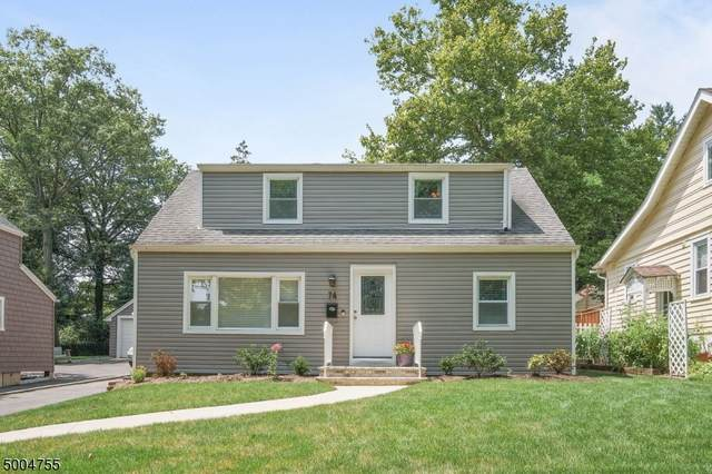 74 Meisel Ave, Springfield Twp., NJ 07081 (MLS #3653591) :: The Premier Group NJ @ Re/Max Central