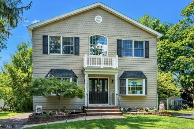 105 Midway Ave, Fanwood Boro, NJ 07023 (MLS #3653621) :: The Dekanski Home Selling Team