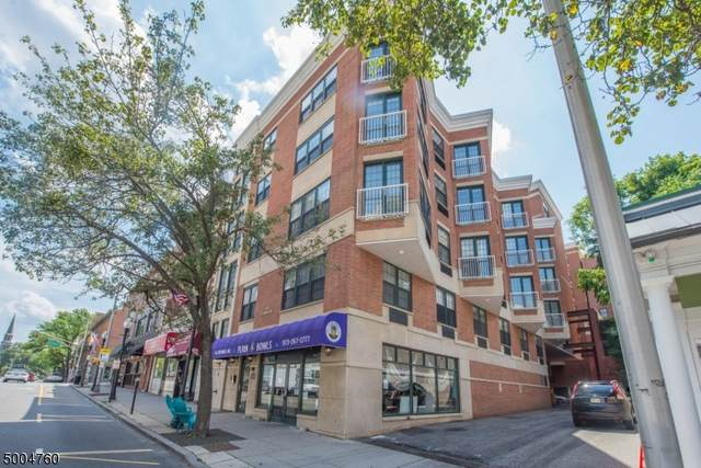 7 Prospect St #306, Morristown Town, NJ 07960 (MLS #3653625) :: RE/MAX Select