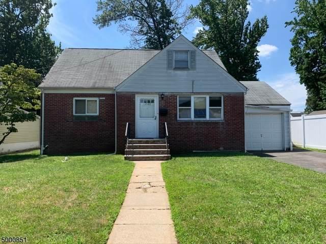 1126 Edgewood Rd, Elizabeth City, NJ 07208 (MLS #3653751) :: The Lane Team
