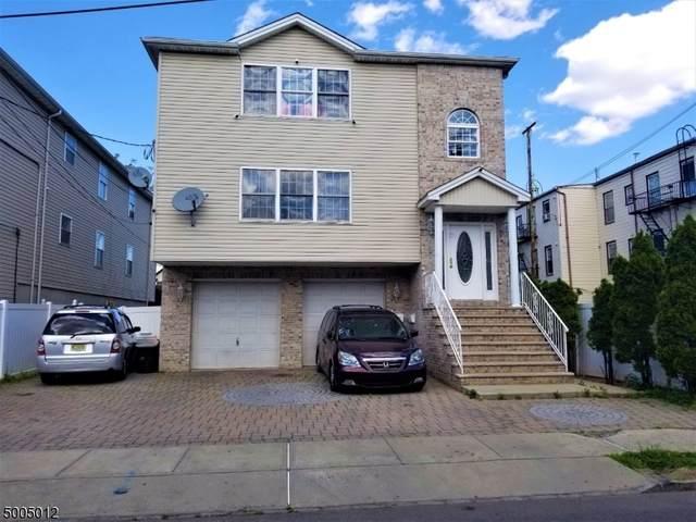 307 Franklin St, Elizabeth City, NJ 07206 (MLS #3653770) :: The Sikora Group