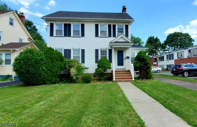 1015 Sterling Rd, Union Twp., NJ 07083 (MLS #3653791) :: The Sikora Group