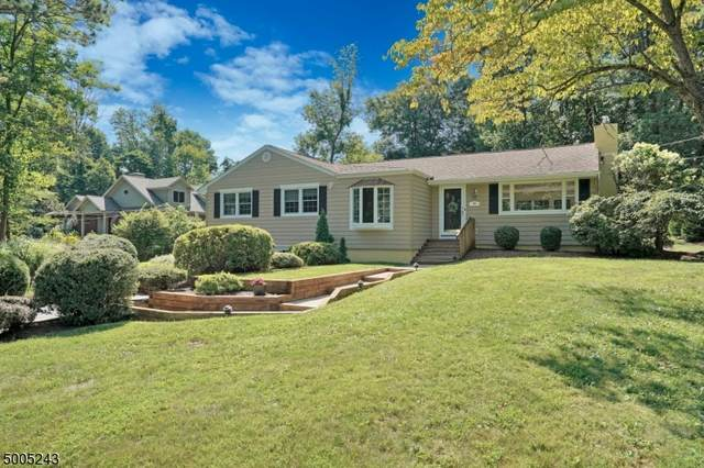 20 Starlight Dr, Morris Twp., NJ 07960 (MLS #3653999) :: The Douglas Tucker Real Estate Team