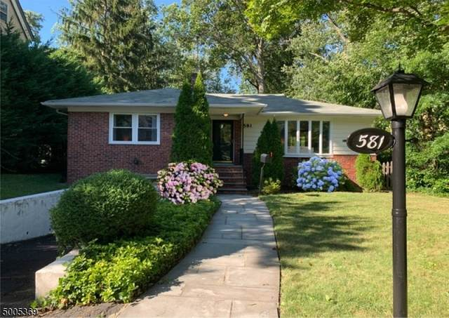 581 Hamilton Rd, South Orange Village Twp., NJ 07079 (MLS #3654065) :: The Sue Adler Team