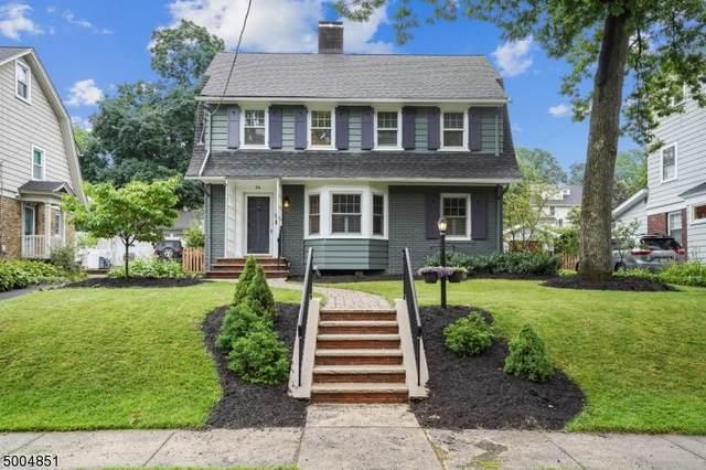 54 Kendal Ave, Maplewood Twp., NJ 07040 (MLS #3654104) :: Coldwell Banker Residential Brokerage