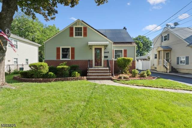 2665 Spruce St, Union Twp., NJ 07083 (MLS #3654131) :: The Sikora Group