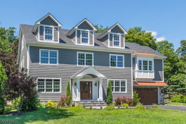 125 Braidburn Rd, Florham Park Boro, NJ 07932 (MLS #3654147) :: The Sikora Group