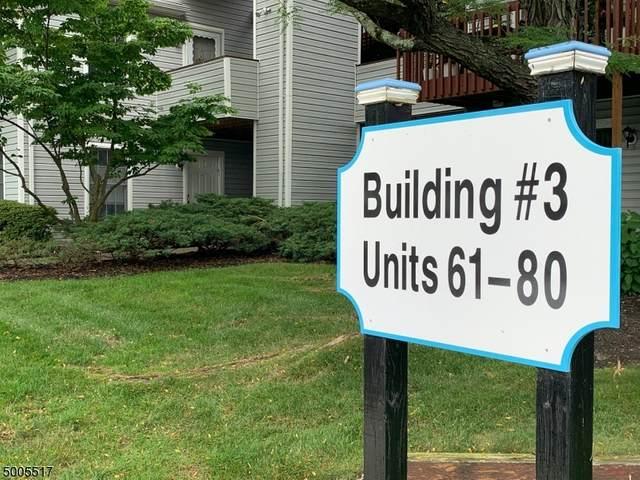 61 Stonyridge Dr #61, Lincoln Park Boro, NJ 07035 (MLS #3654200) :: The Karen W. Peters Group at Coldwell Banker Realty