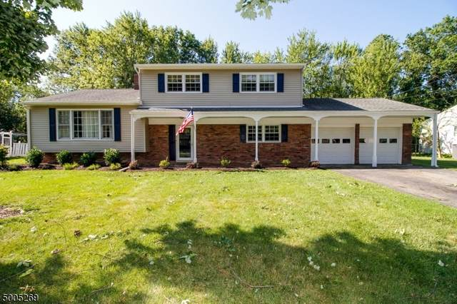 12 Maplewood Dr, Parsippany-Troy Hills Twp., NJ 07054 (MLS #3654250) :: The Douglas Tucker Real Estate Team