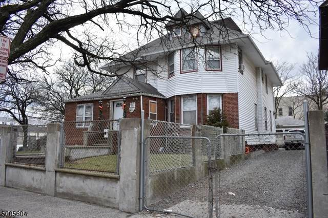 168 Rosa Parks Blvd, Paterson City, NJ 07501 (MLS #3654262) :: Coldwell Banker Residential Brokerage