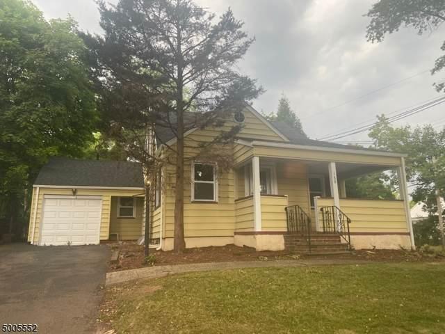 158 Russell Ave, Rahway City, NJ 07065 (MLS #3654306) :: The Dekanski Home Selling Team