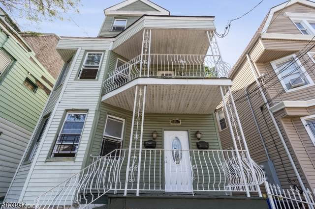 891 S 14Th St, Newark City, NJ 07108 (MLS #3654328) :: RE/MAX Select
