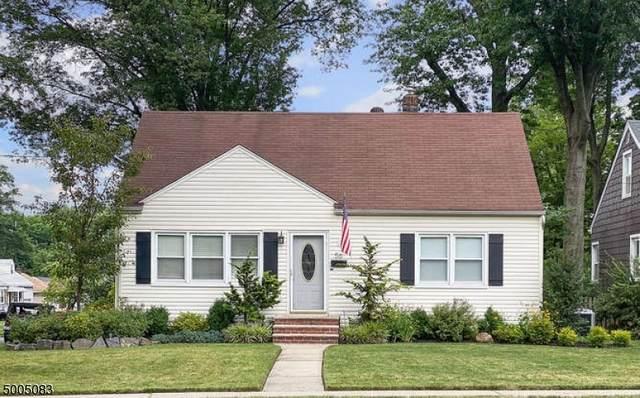 56 Elizabeth Ave, Cranford Twp., NJ 07016 (MLS #3654357) :: The Dekanski Home Selling Team
