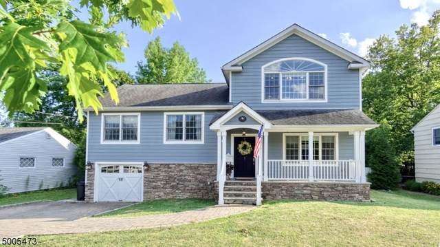 7 Alcott Dr, Livingston Twp., NJ 07039 (MLS #3654409) :: RE/MAX Select