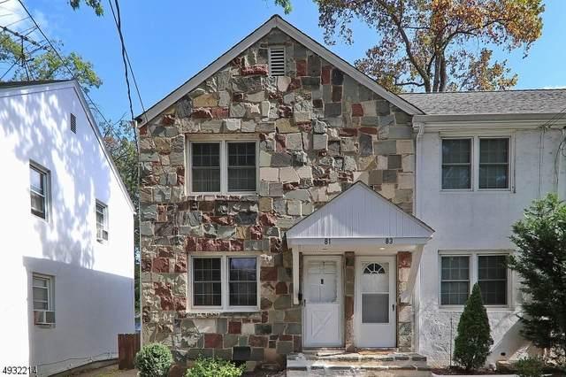 81 Centennial Ave, Cranford Twp., NJ 07016 (MLS #3654429) :: The Dekanski Home Selling Team