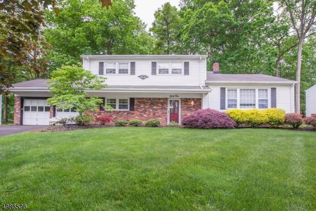 34 Maplewood Dr, Parsippany-Troy Hills Twp., NJ 07054 (MLS #3654482) :: The Douglas Tucker Real Estate Team