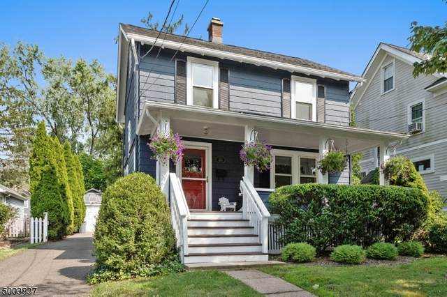 45 Washington Ave, Chatham Boro, NJ 07928 (MLS #3654497) :: RE/MAX Select