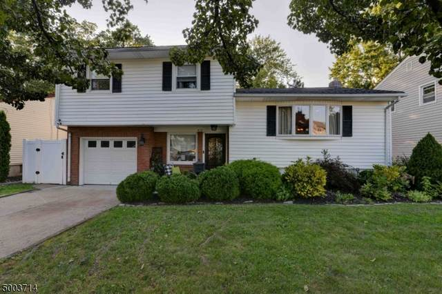 812 Meeker Rd, Union Twp., NJ 07083 (MLS #3654534) :: The Dekanski Home Selling Team